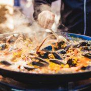 Paella als Teamevent