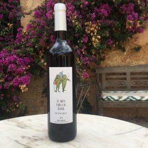 Mallorquinischer Rotwein Mallorca