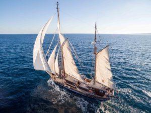 Segelschiff Ausflug Mallorca Gruppe