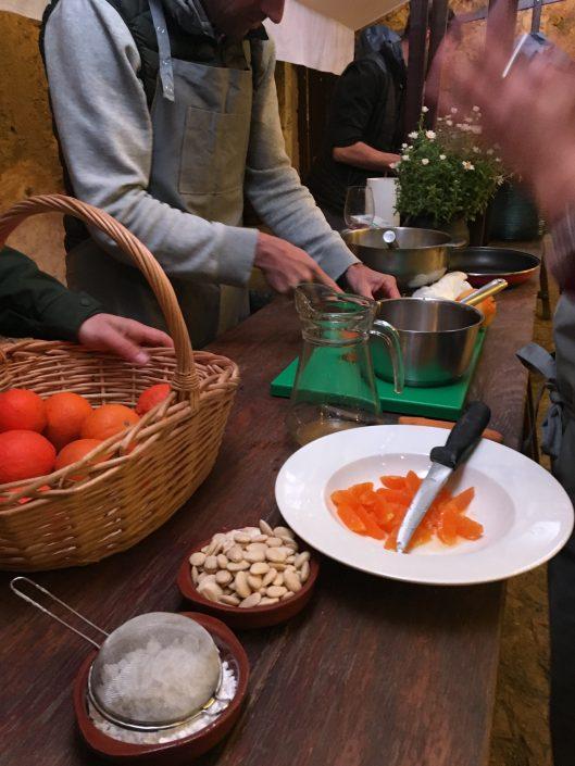 Orangen MAscarpone Trifle Mallorca